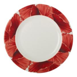 Ontbijtbord Poppy (22,5 cm.) - Portmeirion Botanic Blooms