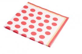Papieren Servetten Dots - Room Seven