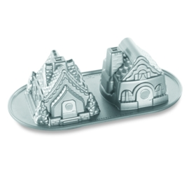 Gingerbread Cottages Bakvorm - Nordic Ware
