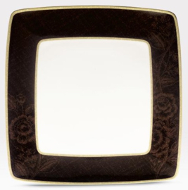 Vierkant Bord (27 cm.) - Noritake Mahogany Rose