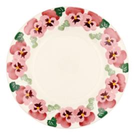 Dinerbord Pink Pansy (27,5 cm.) - Emma Bridgewater