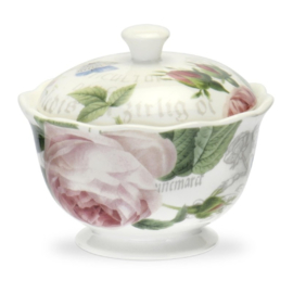 Suikerpot RHS Roses - Royal Worcester