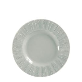 Ontbijtbord Posei Grey ( 24 cm.) - Côté Table
