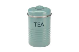 Voorraadblik Vintage Blauw Tea - Typhoon