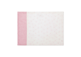 Theedoek Dotted Flower Pink - Pip Studio