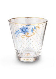 Waterglas Golden Dots (270 ml.) - Pip Studio Royal