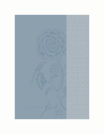 Theedoek Spring to Life Lacy Blue - Pip Studio
