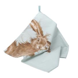 Theedoek Hare - Pimpernel Wrendale
