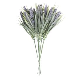 Bosje Kunst Lavendel (25 cm.) - Clayre & Eef