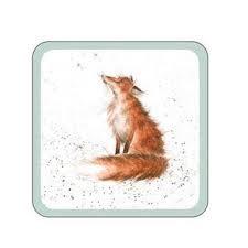 Onderzetters Fox (8) - Pimpernel Wrendale