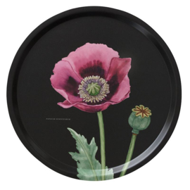 Dienblad Pink Poppy (38 cm.) - Koustrup & Co.