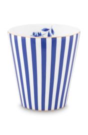 Beker Stripes (230 ml.) - Pip Studio Royal Stripes