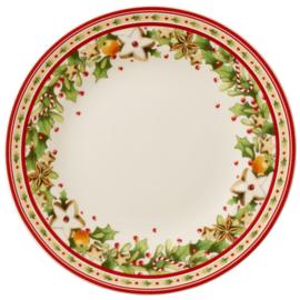 Ontbijtbord (21,5 cm.) - Villeroy & Boch Winter Bakery Delight