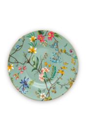 Petit Fourbordje Flowers Blue (12,3 cm.) - Pip Studio Jolie