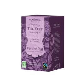 Groene Thee Venkel Zoethout Bio (18 zakjes) - Plantasia Evasion