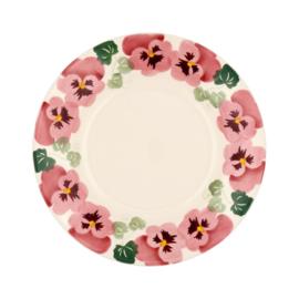 Ontbijtbord Pink Pansy (22,2 cm.) - Emma Bridgewater