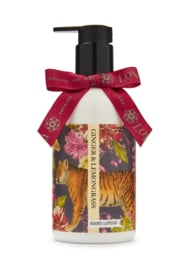 Ginger & Lemongrass Handlotion LoveOlli (300 ml.) - Ulster Weavers