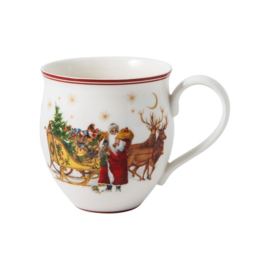 Mok Kerstman (440 ml.) - Villeroy & Boch Toy's Delight