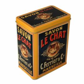 Blik Savon Le Chat (15 cm.) - Cartexpo