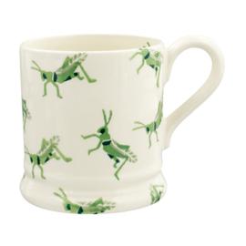 1/2 Pt Mug Grasshopper - Emma Bridgewater