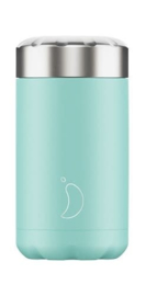 Thermos Food Pot Pastel Green (500 ml) - Chilly's Bottle