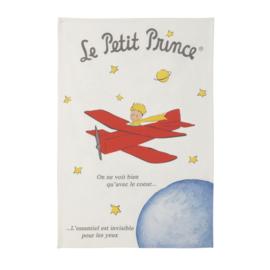 Theedoek Le Petit Prince Avion (75 cm.) - Coucke