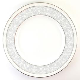 Dinerbord (27,3 cm.) - Noritake Glenrose Platinum