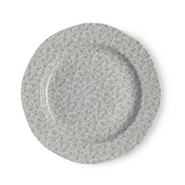 Gebaksbord Dove Grey Felicity (19 cm.) - Burleigh