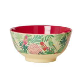 Melamine Schaal Tropical (15 cm.) - Rice