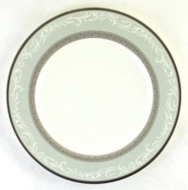 Ontbijtbord (20,9 cm.) - Noritake Yasmin