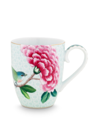 Mok Blushing Birds White (350 ml.) - Pip Studio