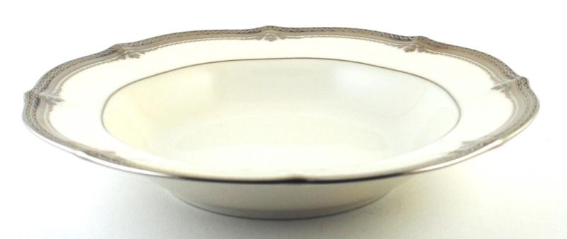 Soepbord (21 cm.) - Noritake Stratford Platinum