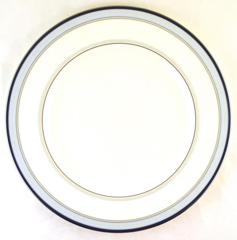 Dinerbord (27 cm.) - Noritake Crowne Platinum