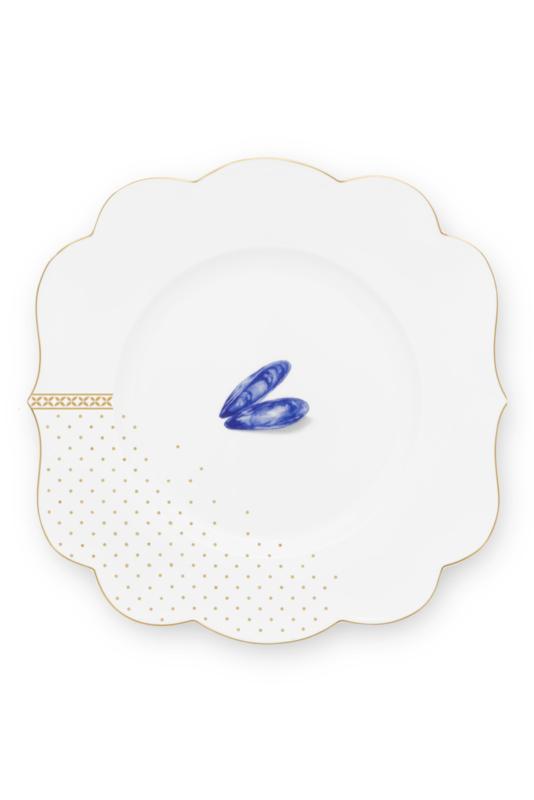 Ontbijtbord (25 cm.) - Pip Studio Yerseke
