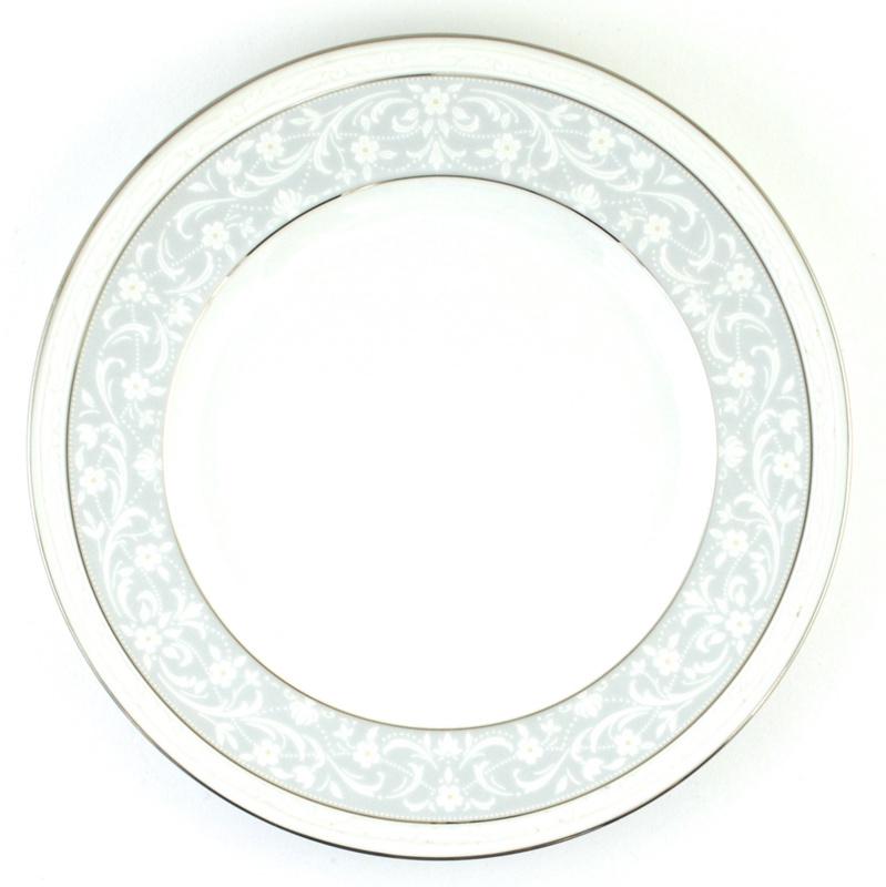 Saladebord (21,7 cm.) - Noritake Glenrose Platinum