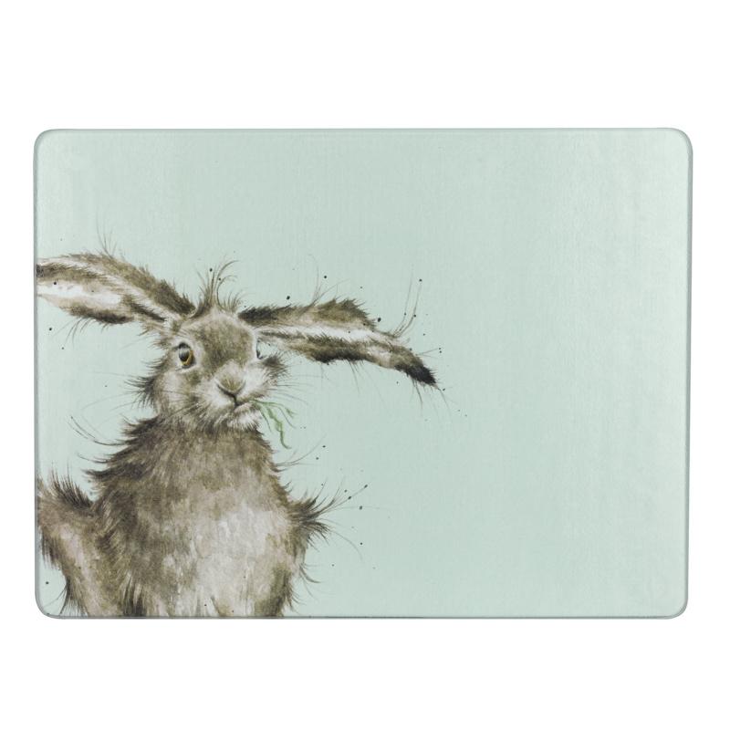 Glass Worktop Saver Hare Wrendale Designs - Pimpernel