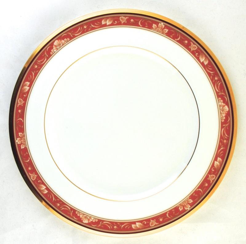 Saladebord (22 cm.) - Noritake Luxemburg