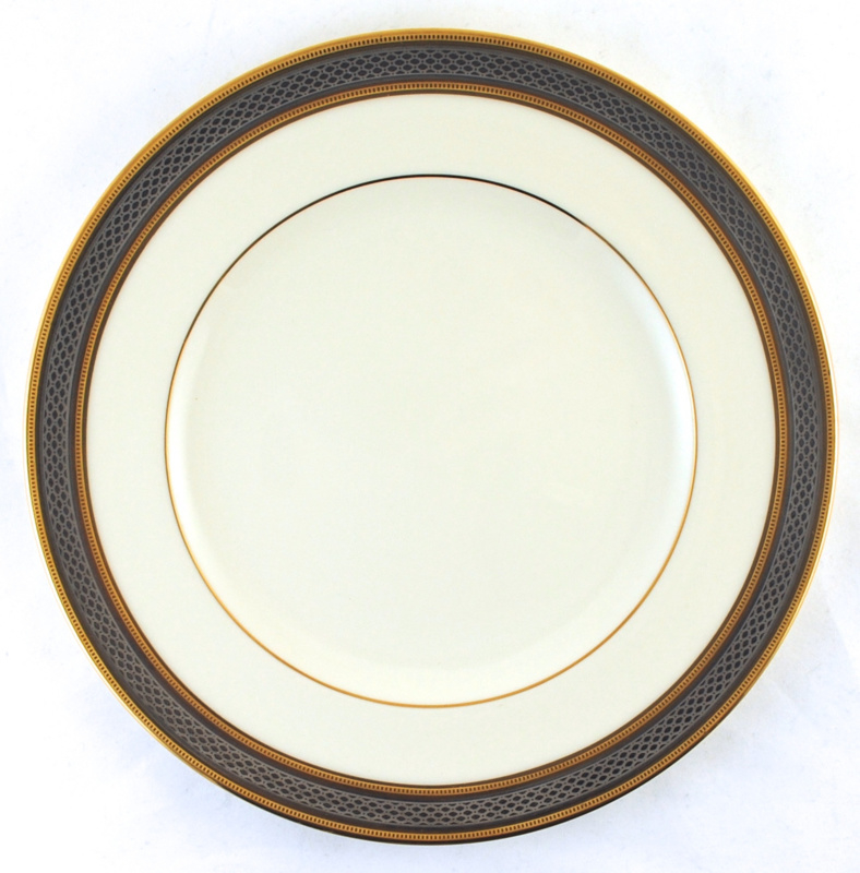Saladebord (21,5 cm.) - Noritake Contrella