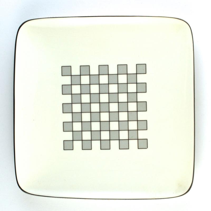 Vierkant Bord (19 cm.) - Noritake Aegean Sky