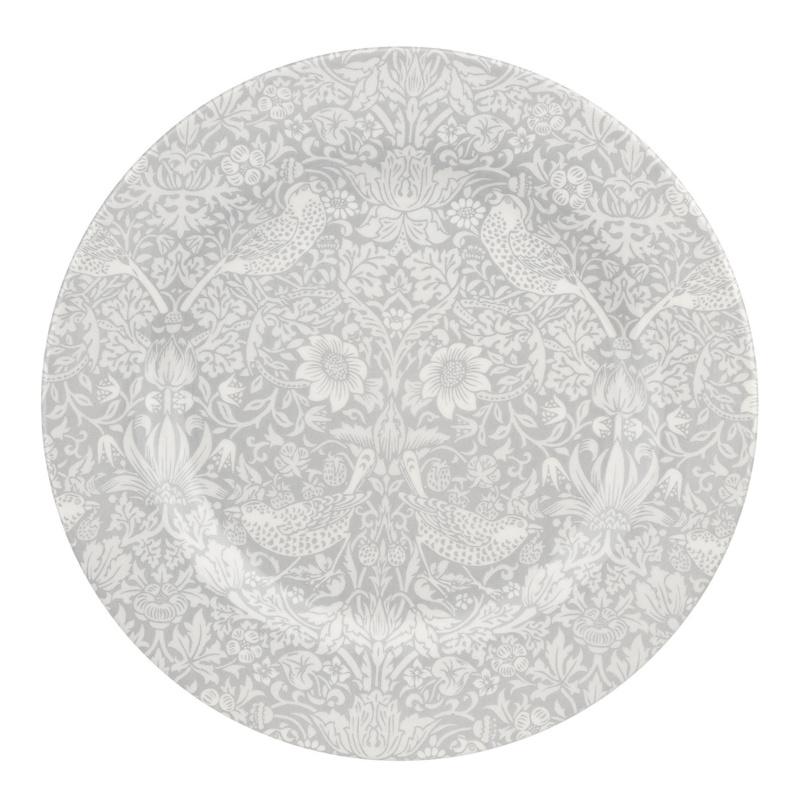 Dinerbord Strawberry Thief (27,9 cm.) - Spode Pure Morris