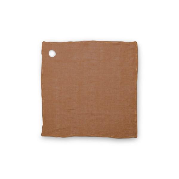 Linnen Theedoek Cinnamon (60 cm.) - vtwonen