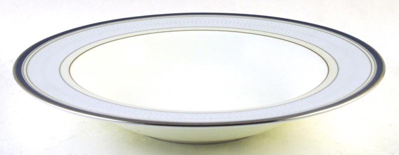 Diep Bord (21 cm.) - Noritake Crowne Platinum