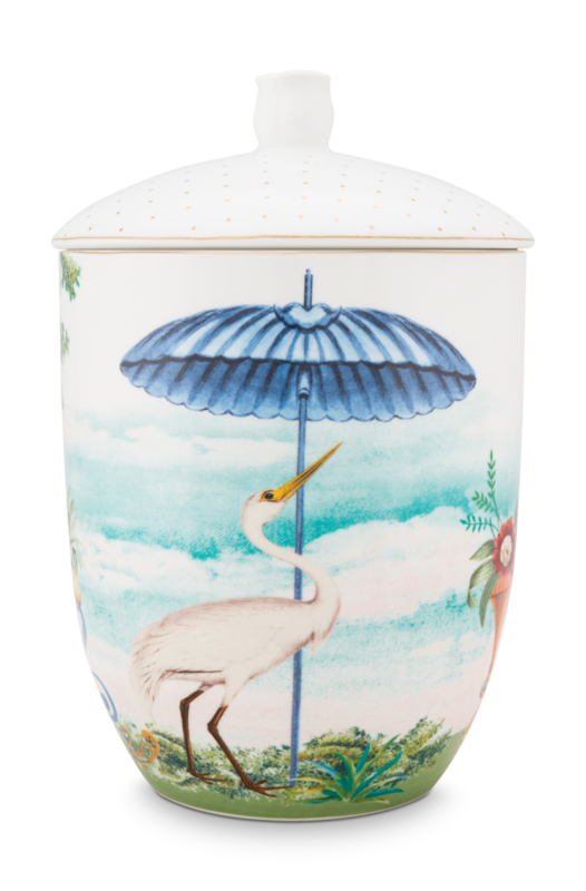 Voorraadpot Heron (1,5 l) - Pip Studio Jolie