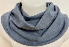 Doucet blå savletørklæde