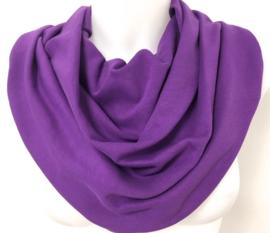 Lila savletørklæde