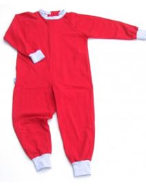 Pyjamas med lynlås til børn og unge. Pris fra