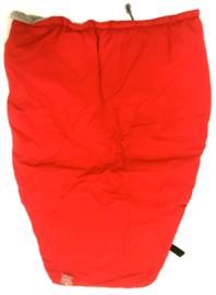 Rød kørepose