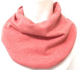 Ferskenfarvet savletørklæde
