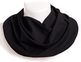 Sort savletørklæde