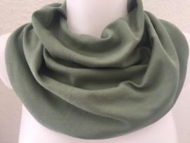 Doucet grønt savletørklæde